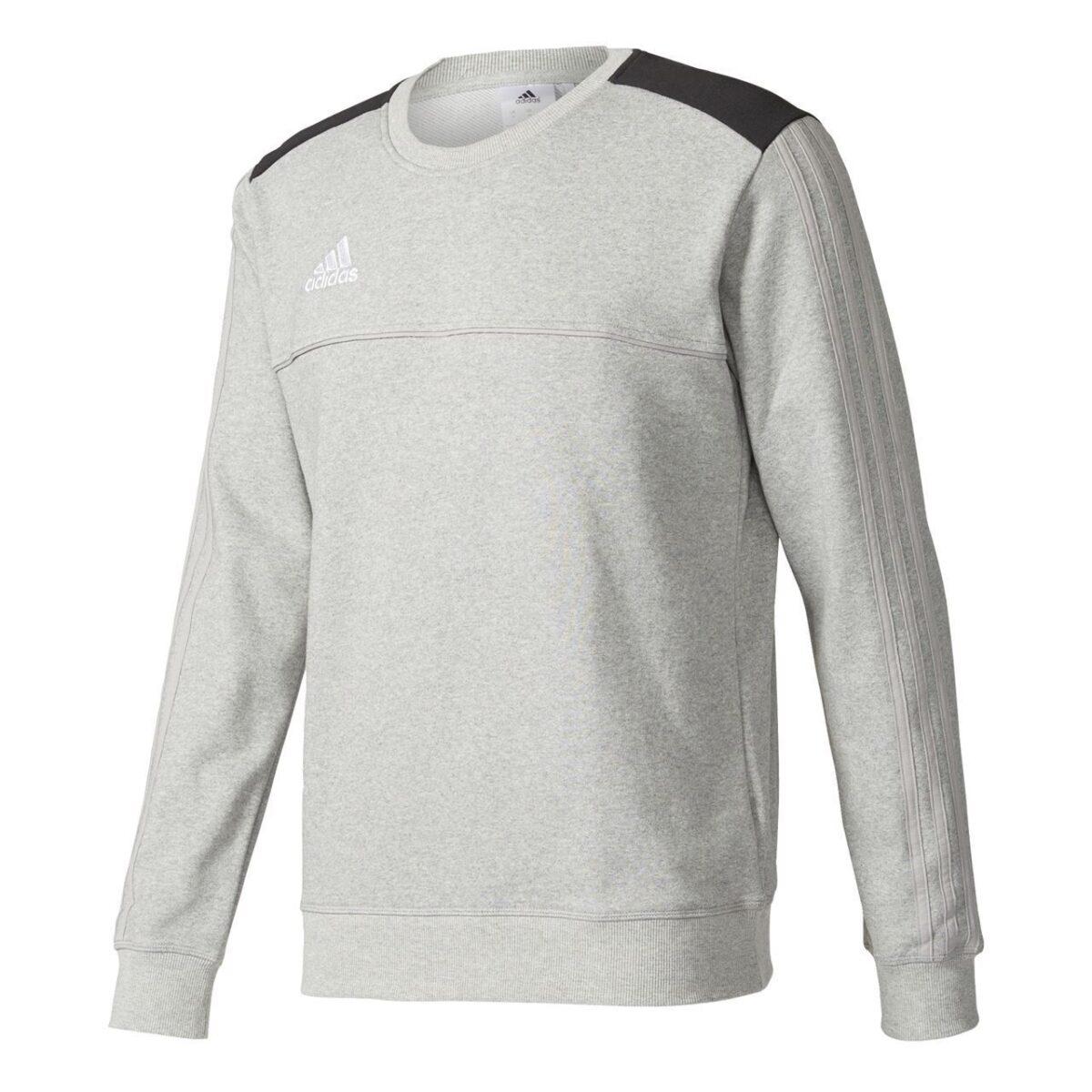 Adidas Tiro 17 Sweat Top AY2962 Grey/Black