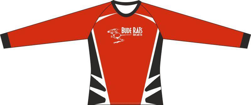 Bude Rats Unisex Long Sleeve T Shirt