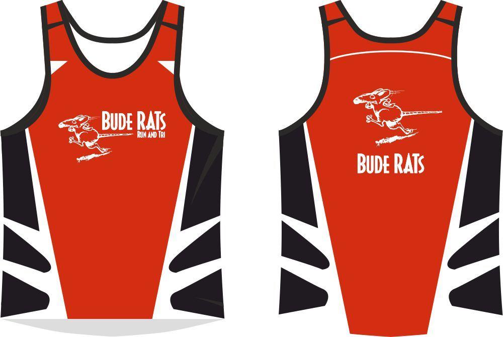 Bude Rats Boys Running Vest