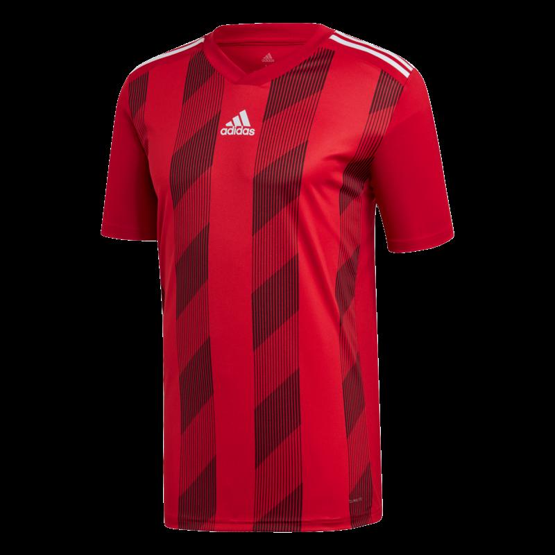 Adidas Striped 19  S/S Football Shirt - ADULT