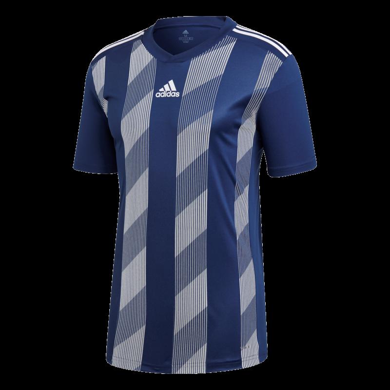 Adidas Striped 19 S/S Football Shirt - JUNIOR