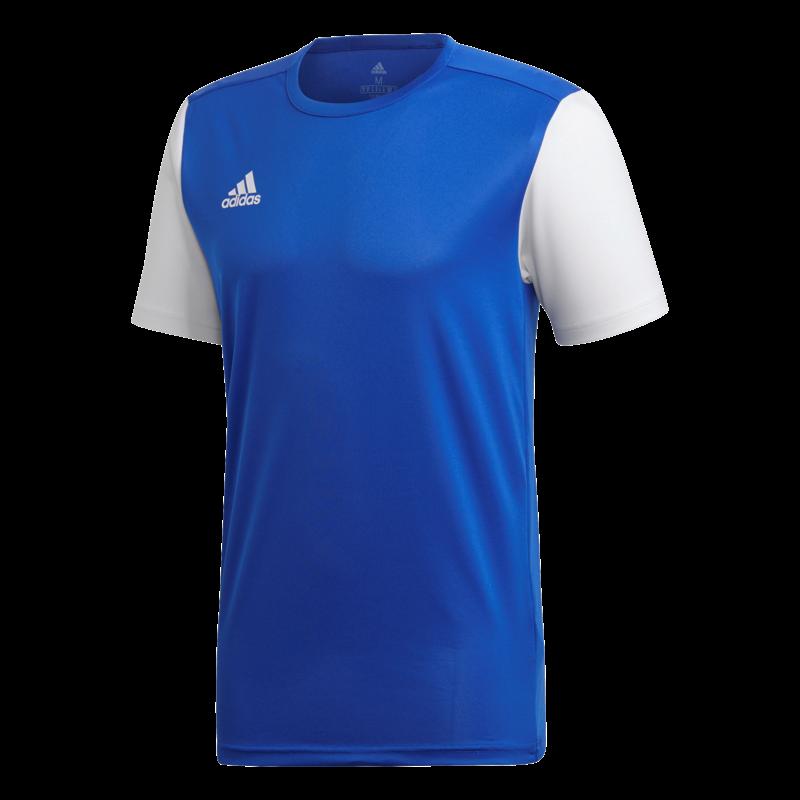 Adidas Estro 19 Junior S/S Football Shirt
