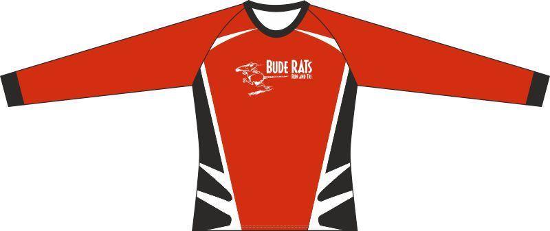 Bude Rats Unisex JUNIOR Long Sleeve T Shirt