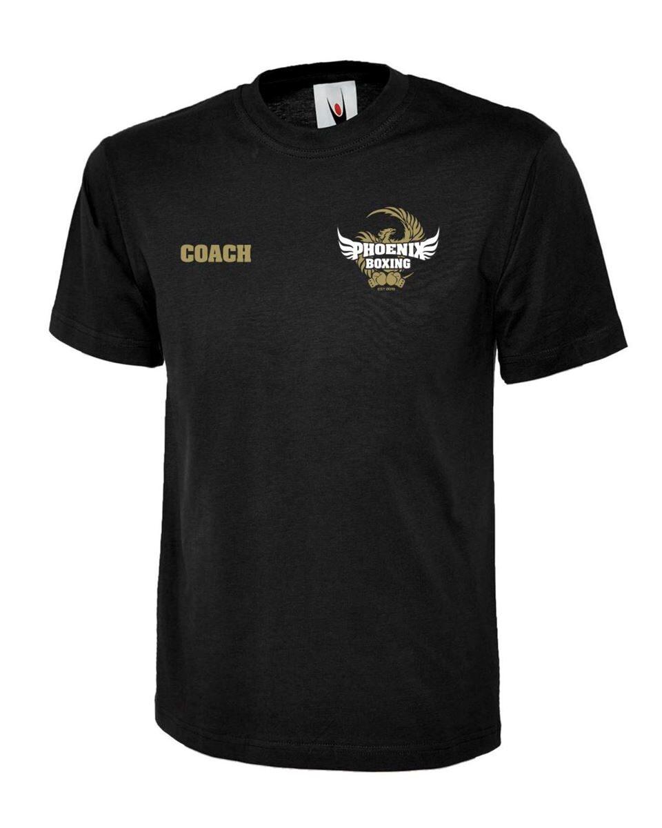 Phoenix Boxing Coach T-Shirt
