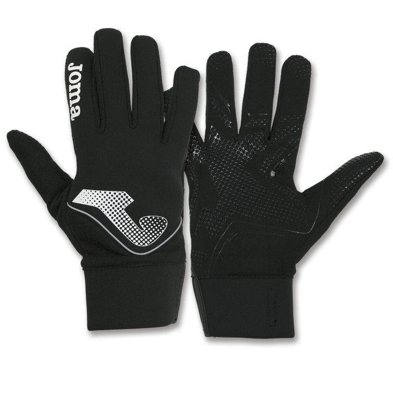 Lifton FC Joma Black Gloves 400024