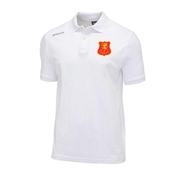 Newtown AFC Errea Team Polo Shirt D2100 001 - Adult
