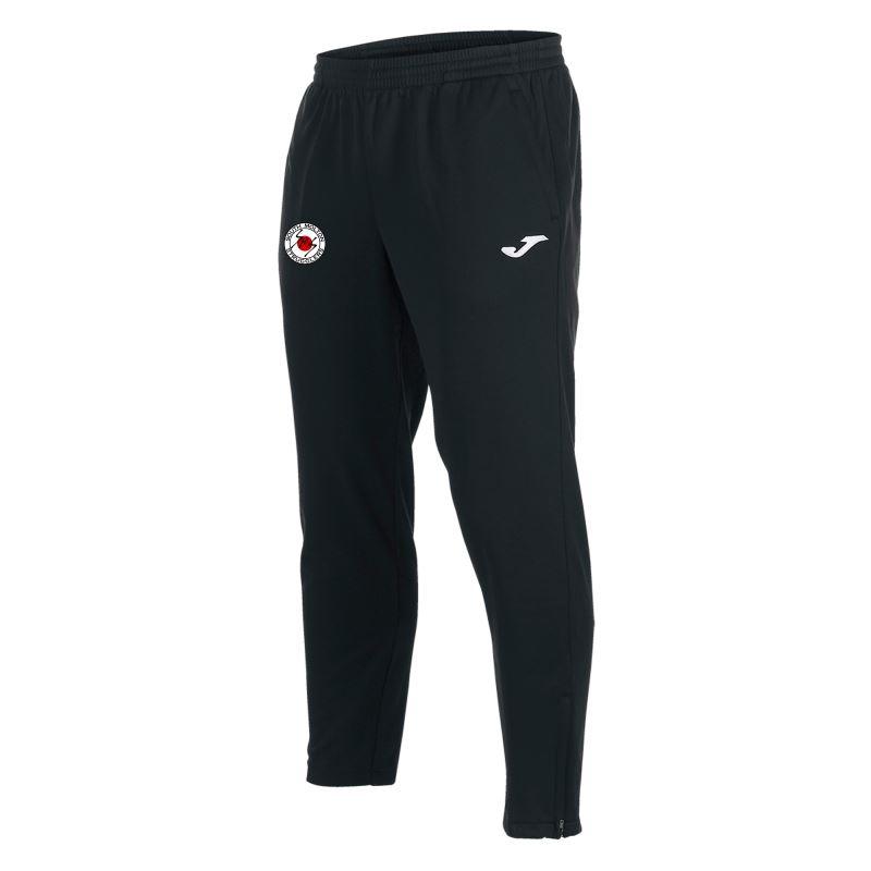 South Molton Strugglers Running Club Elba Black Slim Fit Pants 100540.100