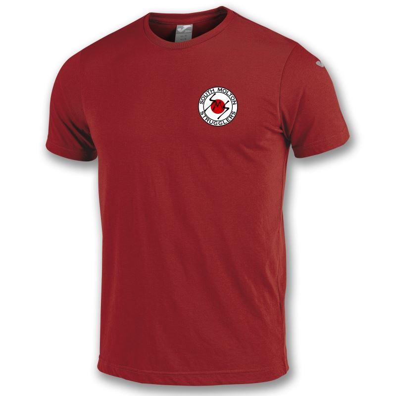 South Molton Strugglers Running Club T-Shirt 100913.600