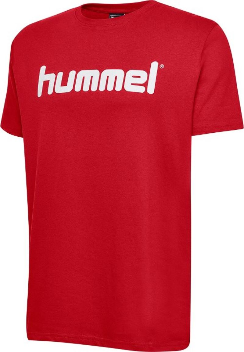 Hummel Go Cotton Logo T-Shirt S/S Adult 203513