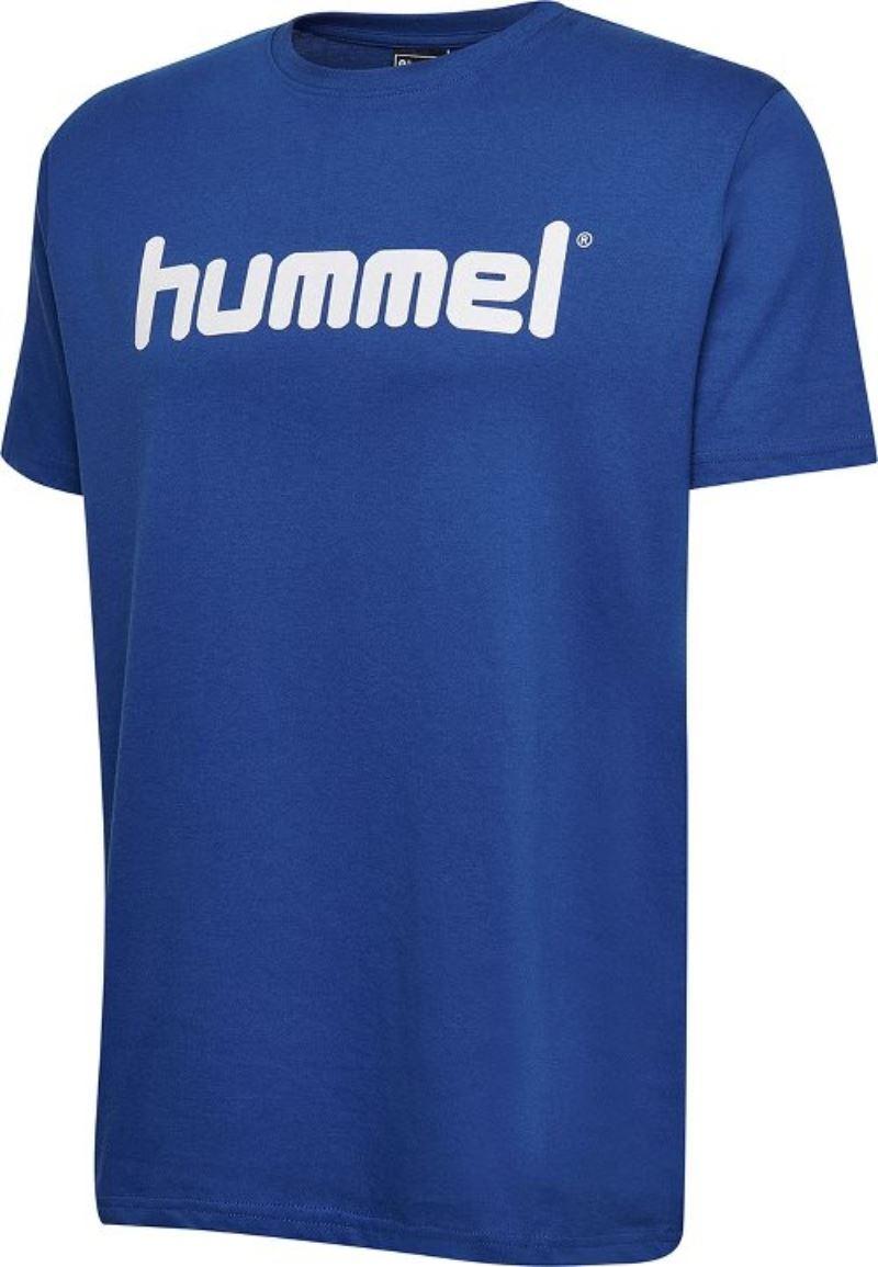 Hummel Go Cotton Logo T-Shirt S/S Junior 203514