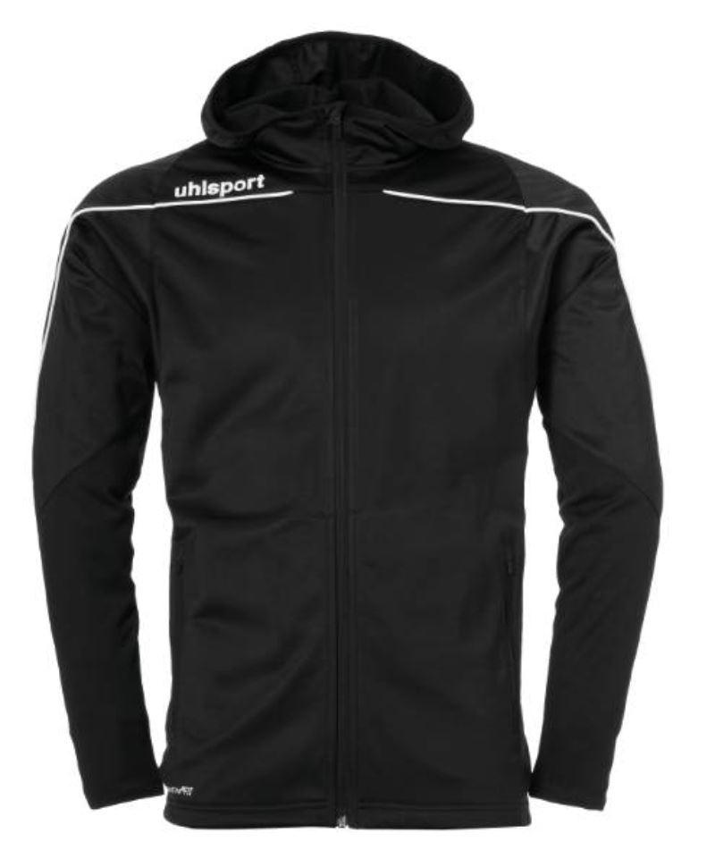 Uhlsport Stream 22 Track Hood Jacket Adult 1005189
