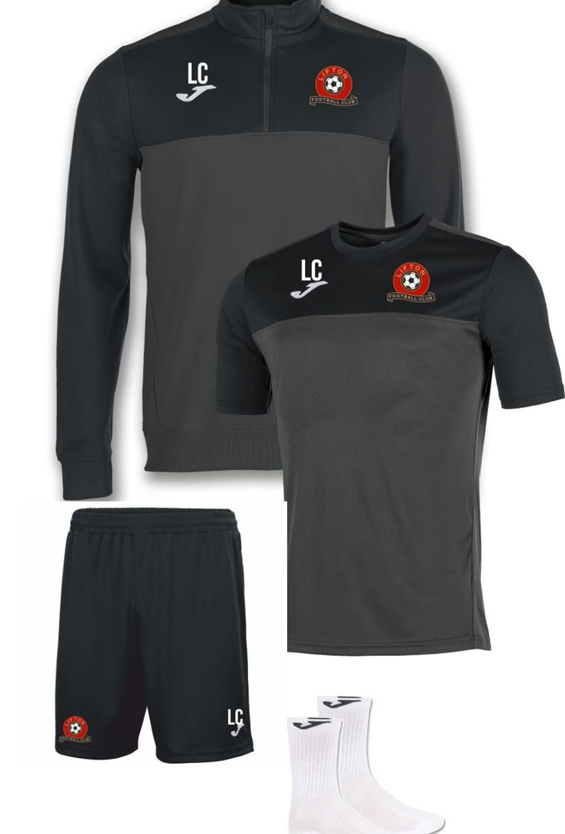 Lifton FC Trainingwear Pack