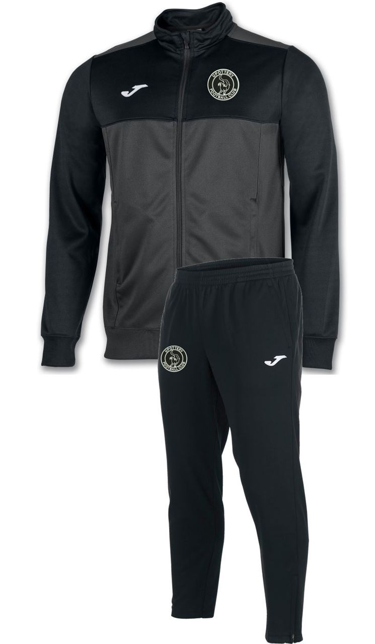 Upottery FC Tracksuit with Elba Pants