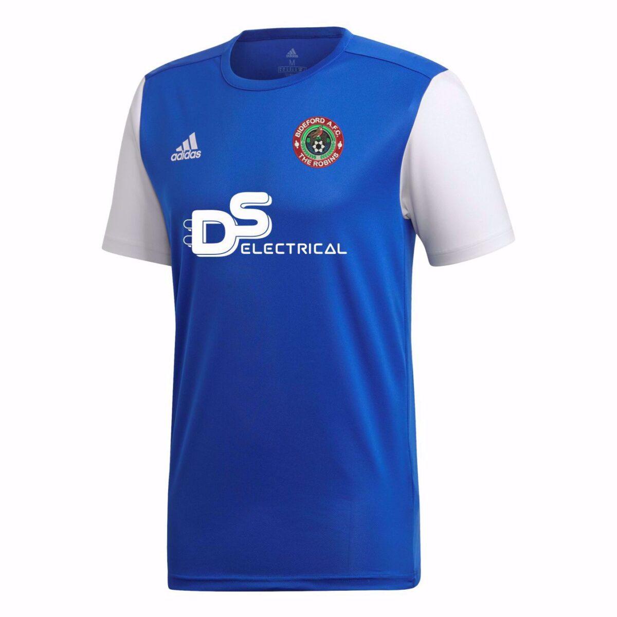 Bideford AFC Adidas 19/20 Away Shirt  - NEW