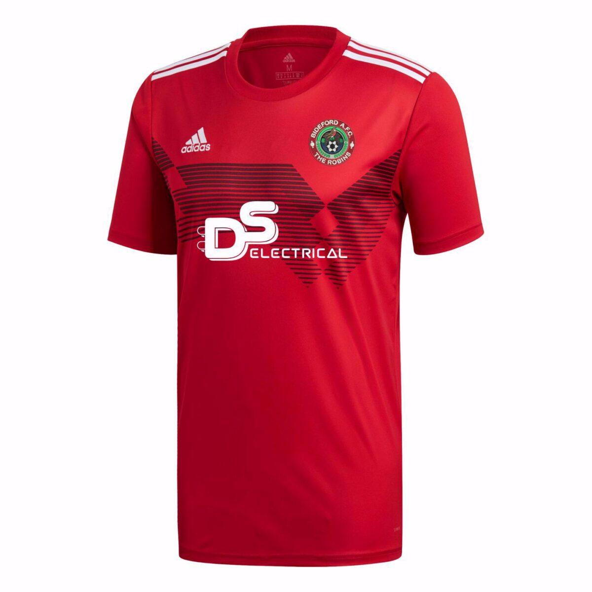 Bideford AFC Adidas 19/20 Home Shirt  - NEW