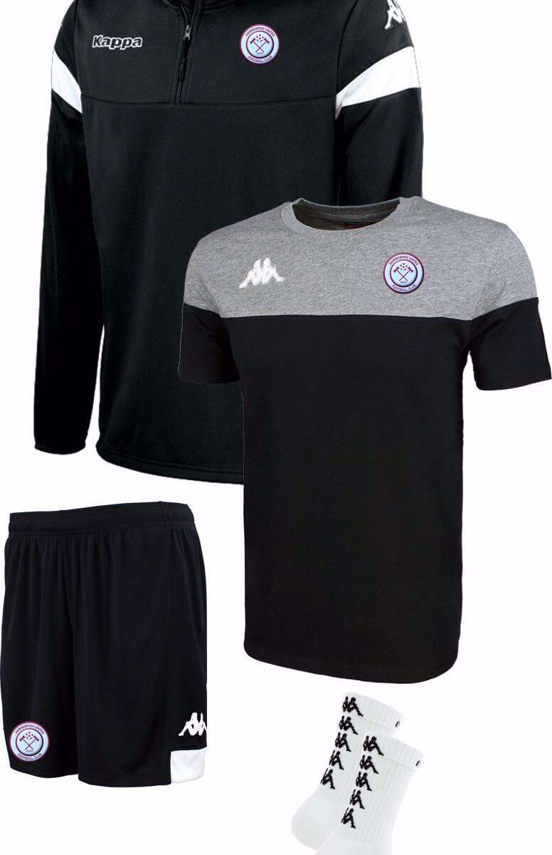 Hamworthy United FC Trainingwear Pack