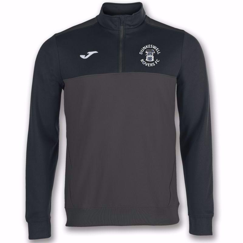 Dunkeswell Rovers Joma Winner 1/4 Zip Sweatshirt