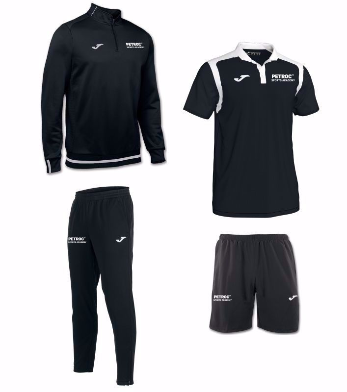 Petroc Sports Academy Student Package Set