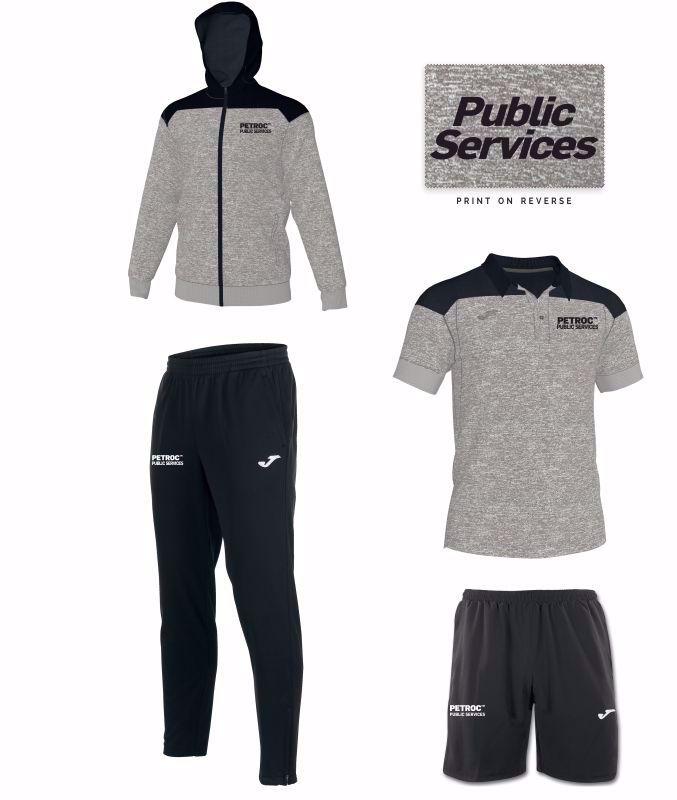 Petroc Public Services Student Package Set