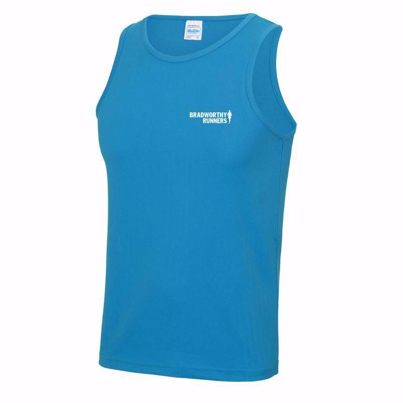 Bradworthy Runners AWDis Mens Vest - JC007