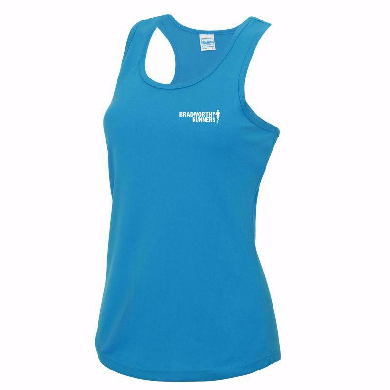 Bradworthy Runners AWDis Ladies Vest - JC015
