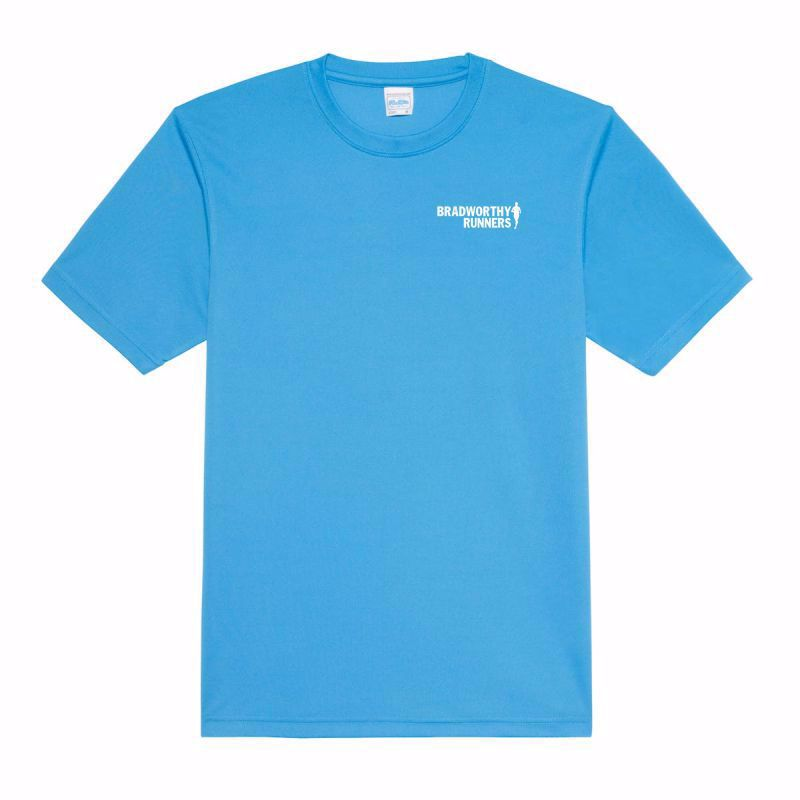 Bradworthy Runners AWDis Unisex T-Shirt - JC001