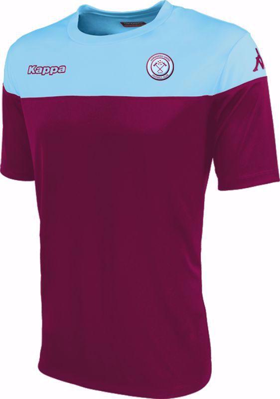 HAMWORTHY UNITED FC ADULT REPLICA T-SHIRT