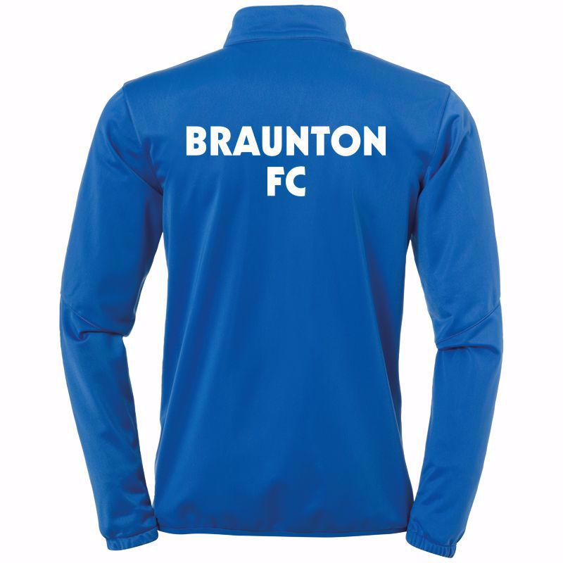 Braunton Youth FC Tracksuit Jacket - JUNIOR SIZES