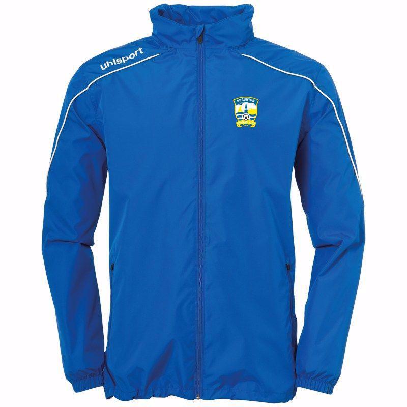 Braunton Youth FC Rain Jacket - JUNIOR SIZES