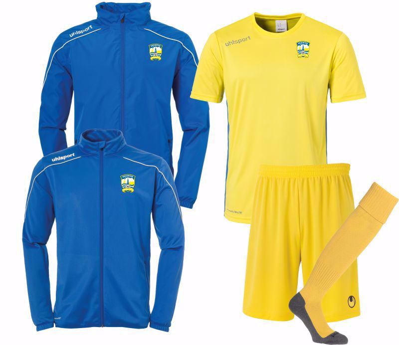 Braunton Youth FC Training Pack - adult sizes