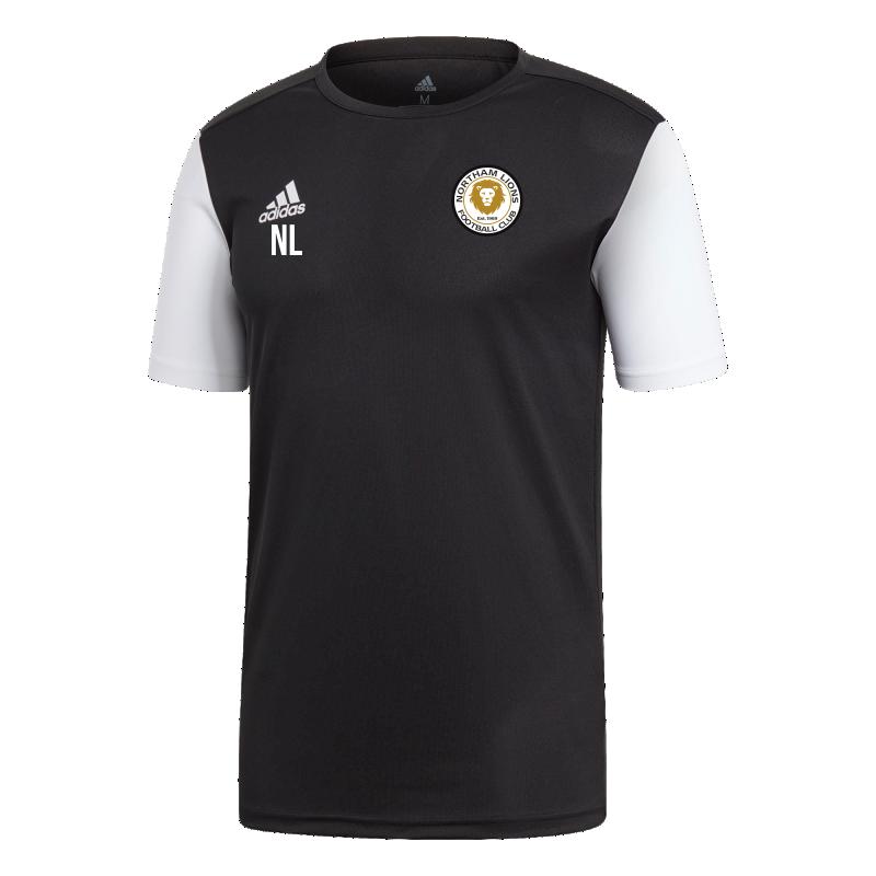 Northam Lions Adidas Warm Up Shirt