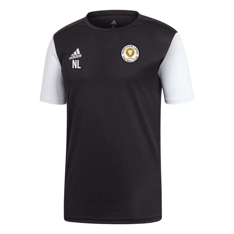 Northam Lions Adidas Warm Up Shirt Youth