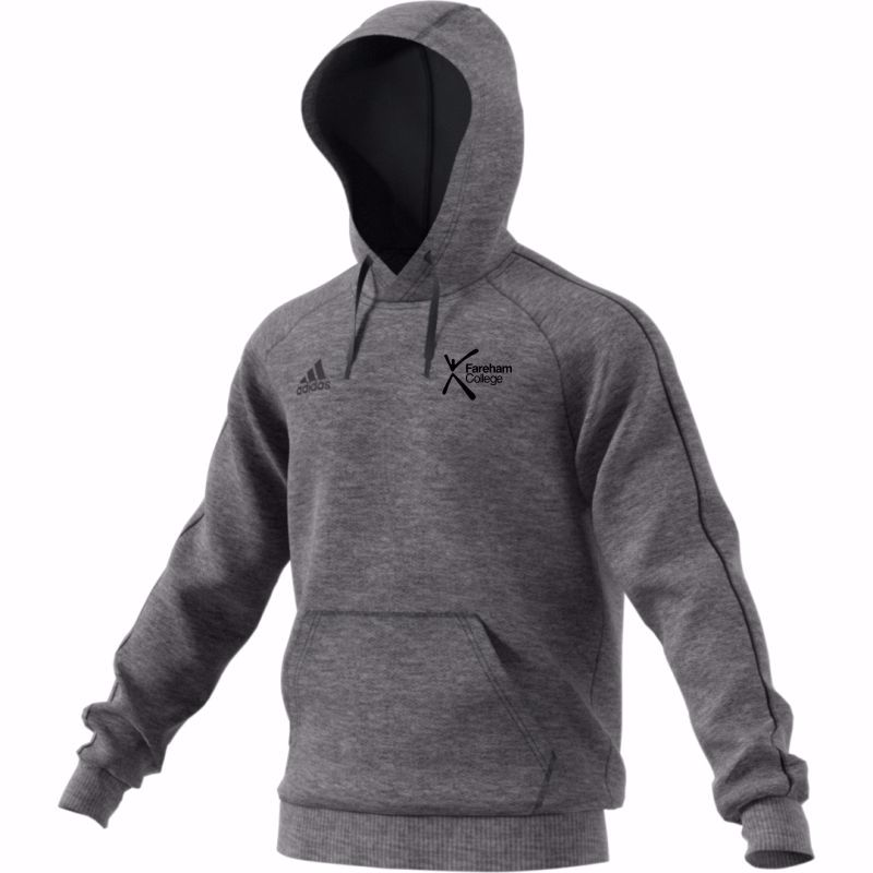 Fareham College Adidas Core 18 Hoodie