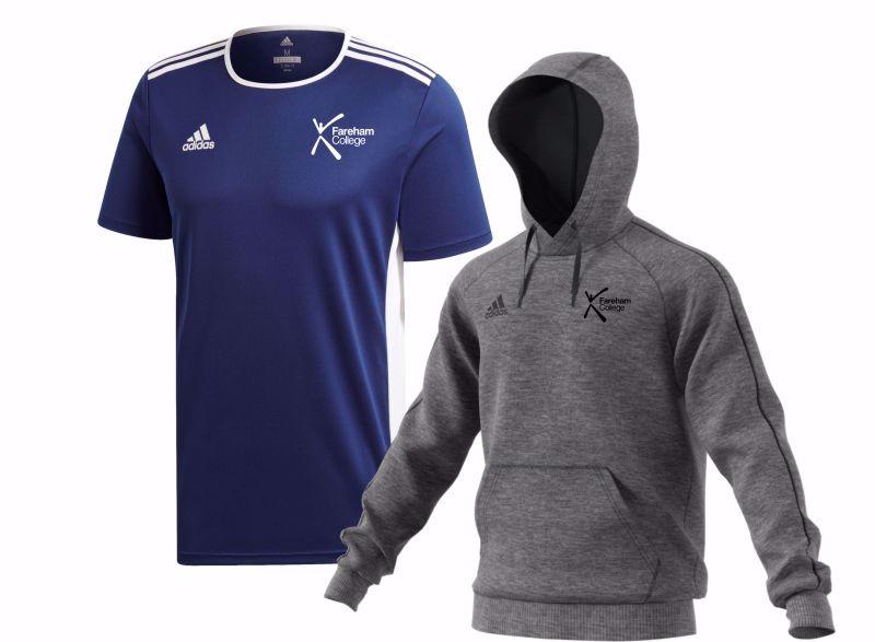 Fareham College Adidas Training Set