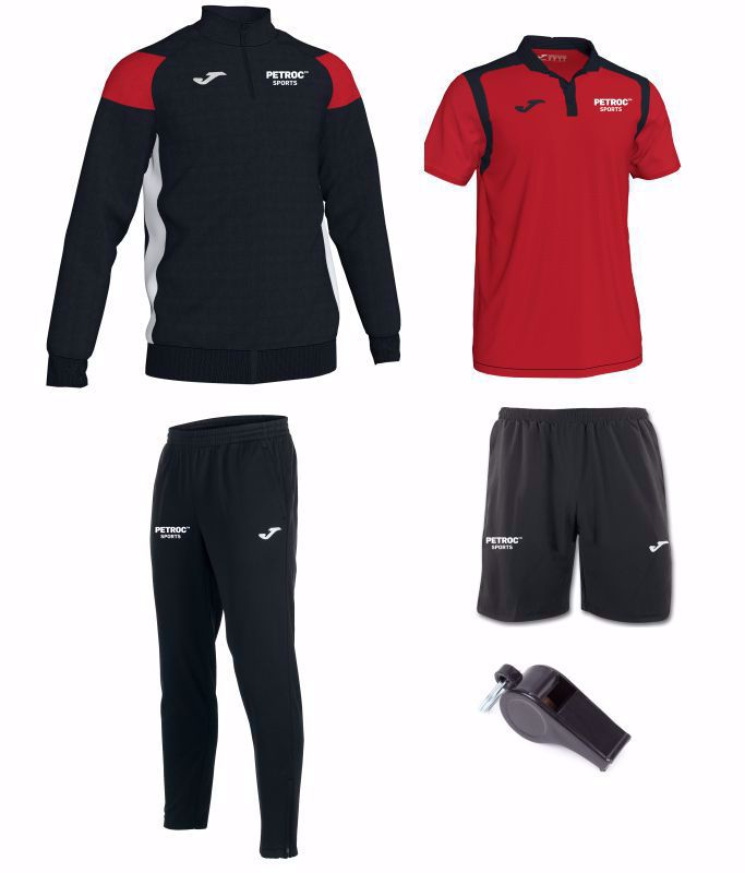Petroc Sports Student Package Set