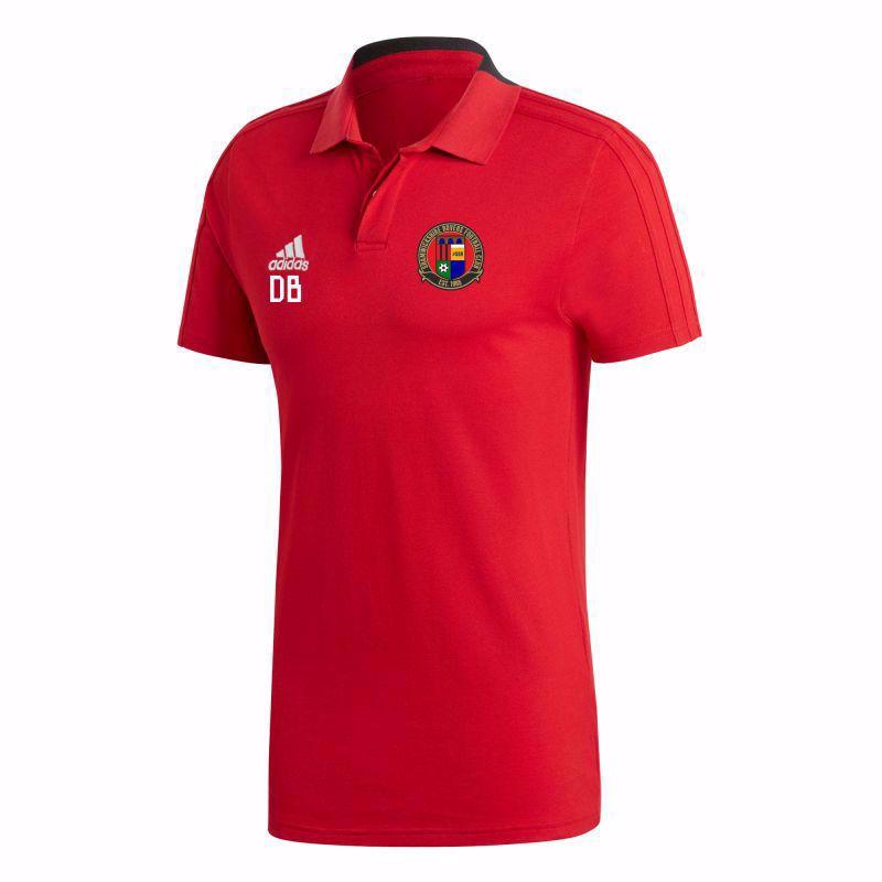 Shamwickshire Rovers Youth FC Adidas Condivo 18 Junior Polo