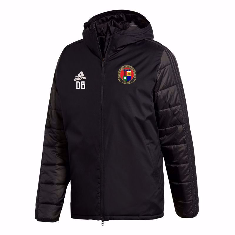 Shamwickshire Rovers Youth FC Adidas Condivo 18 Winter Jacket