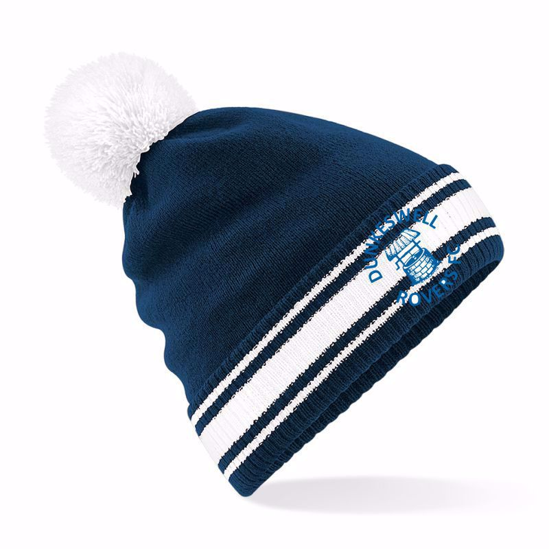 Dunkeswell Rovers Bobble Hat