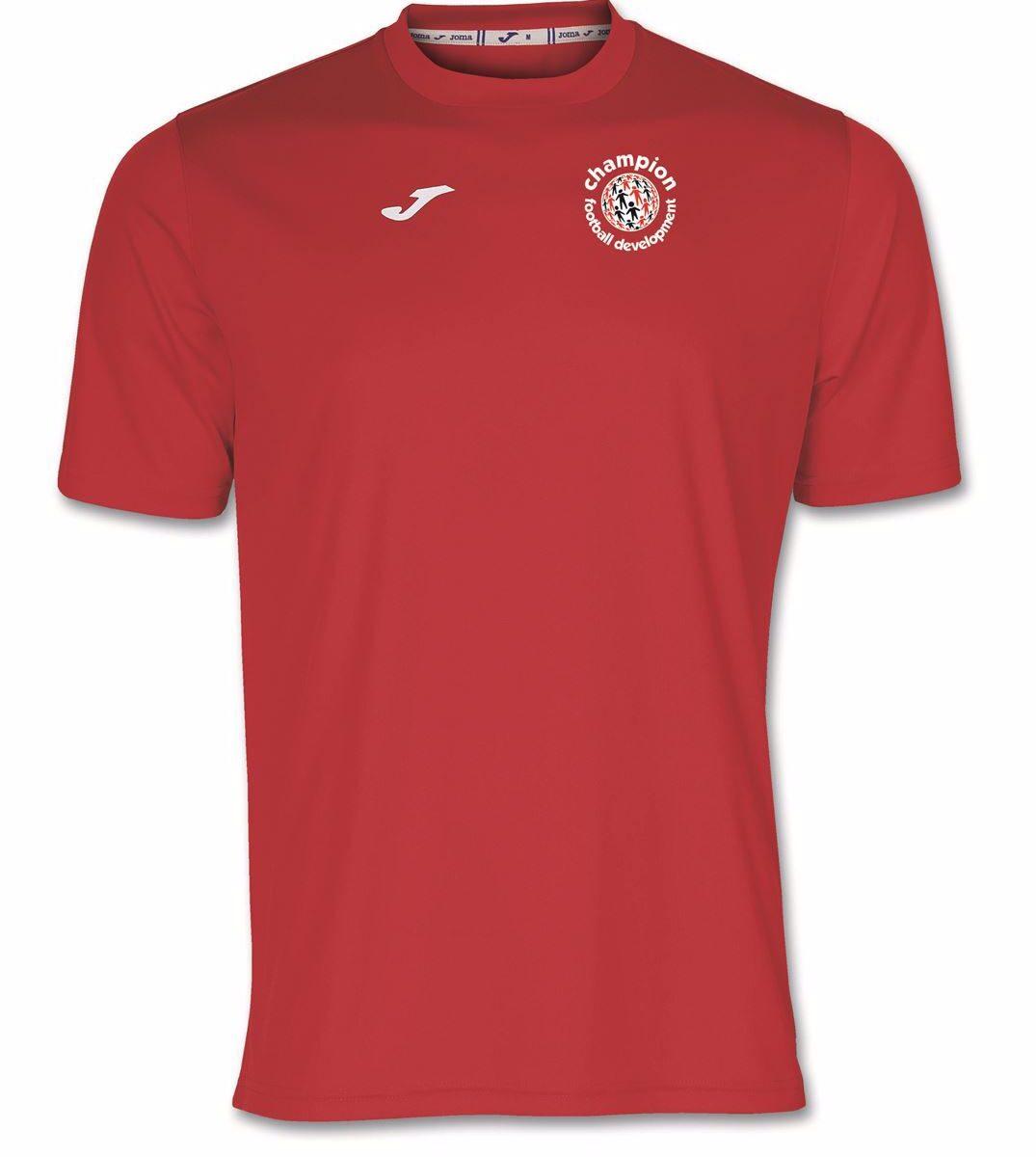 Champion Football Development T Shirt - JUNIOR