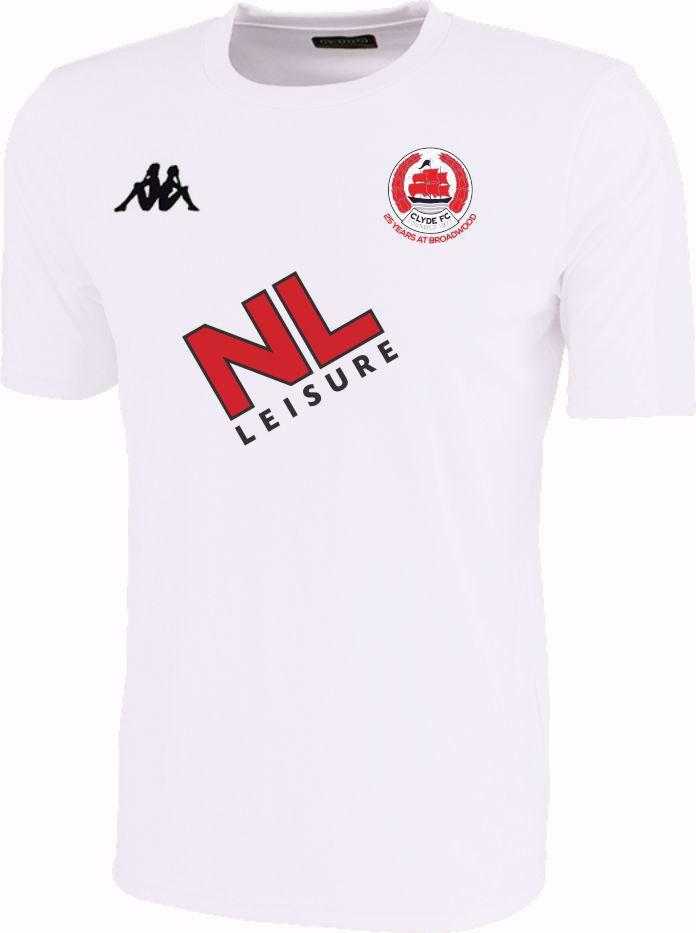Clyde FC Replica Home Shirt - JUNIOR