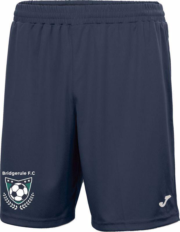 Bridgerule FC Nobel Training Shorts - Dark Navy - JUNIOR