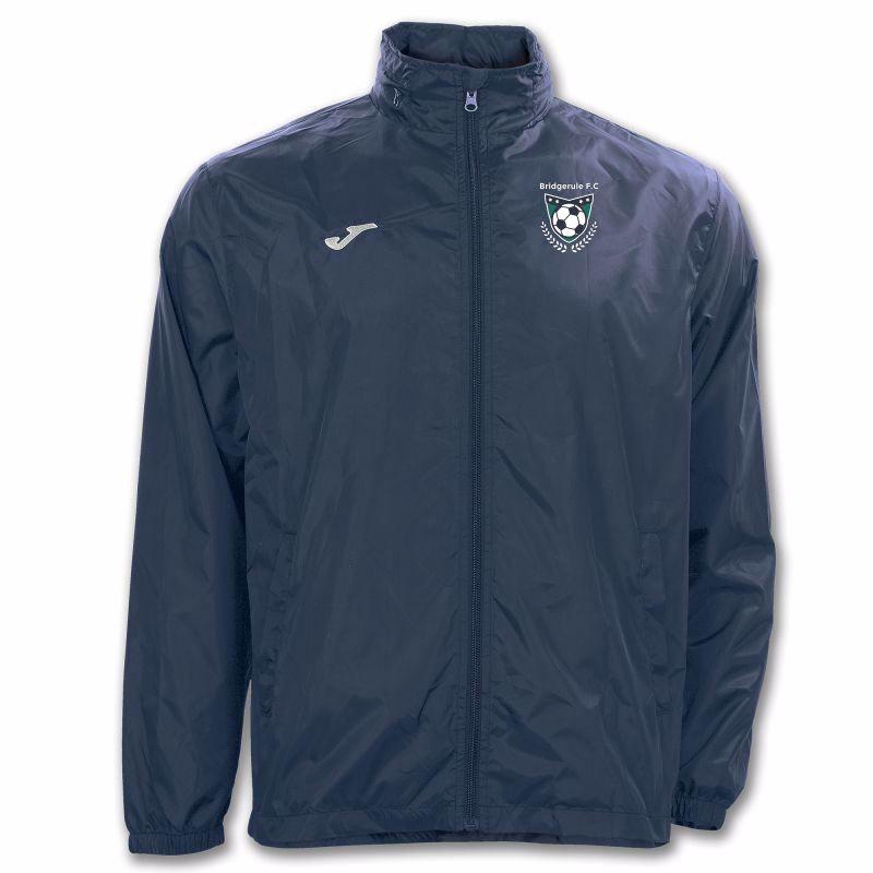 Bridgerule FC Rain Jacket - Joma Iris Navy - JUNIOR