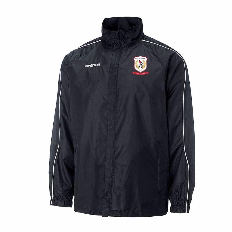 Chard Town FC Basic Rain Jacket - JUNIOR