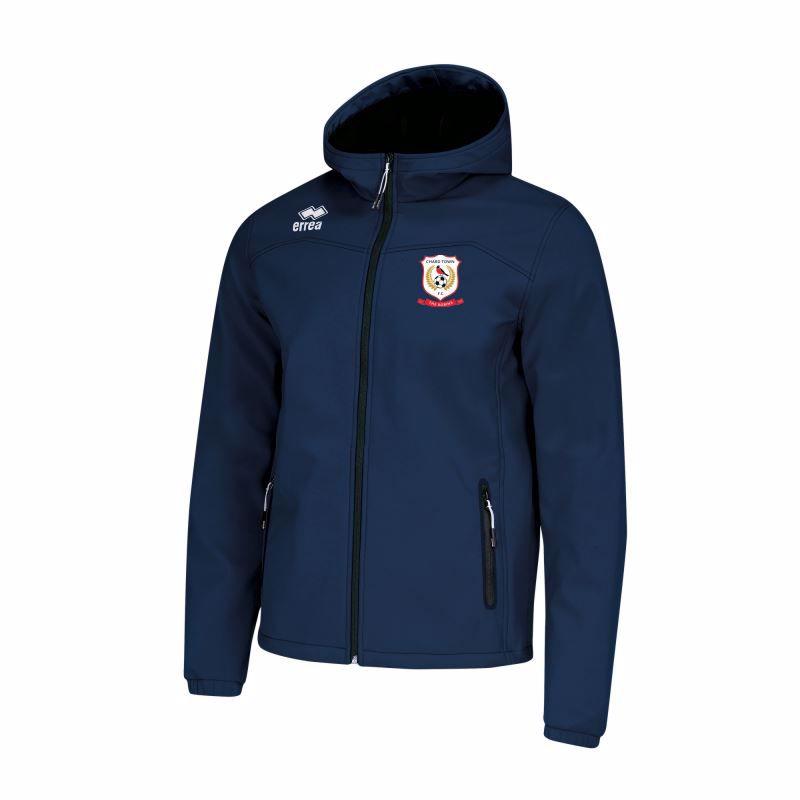 Chard Town FC GEB Softshell Jacket - JUNIOR
