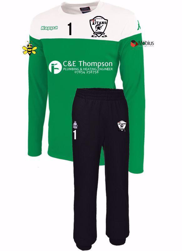 Carshalton Titans Junior GK Match Kit