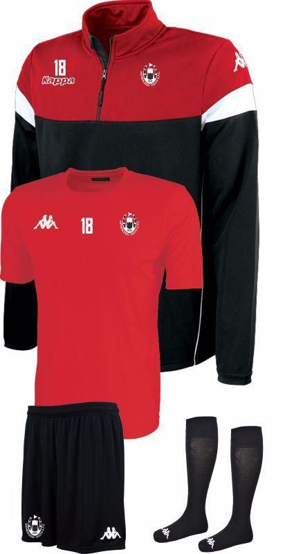 Hatherleigh Youth AFC Training Wear Pack - JUNIOR