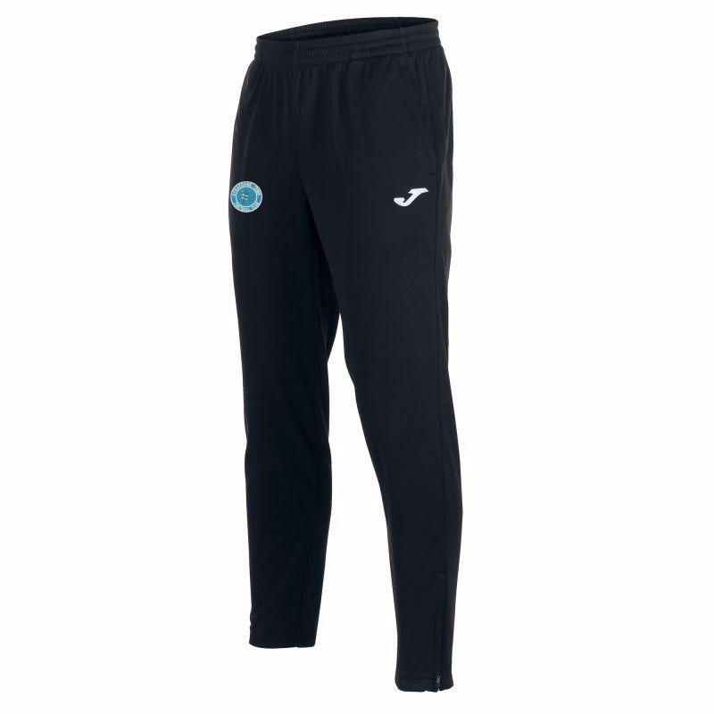 Ilfracombe Town Youth FC Black Nilo Trackpants 100165.100  - JUNIOR