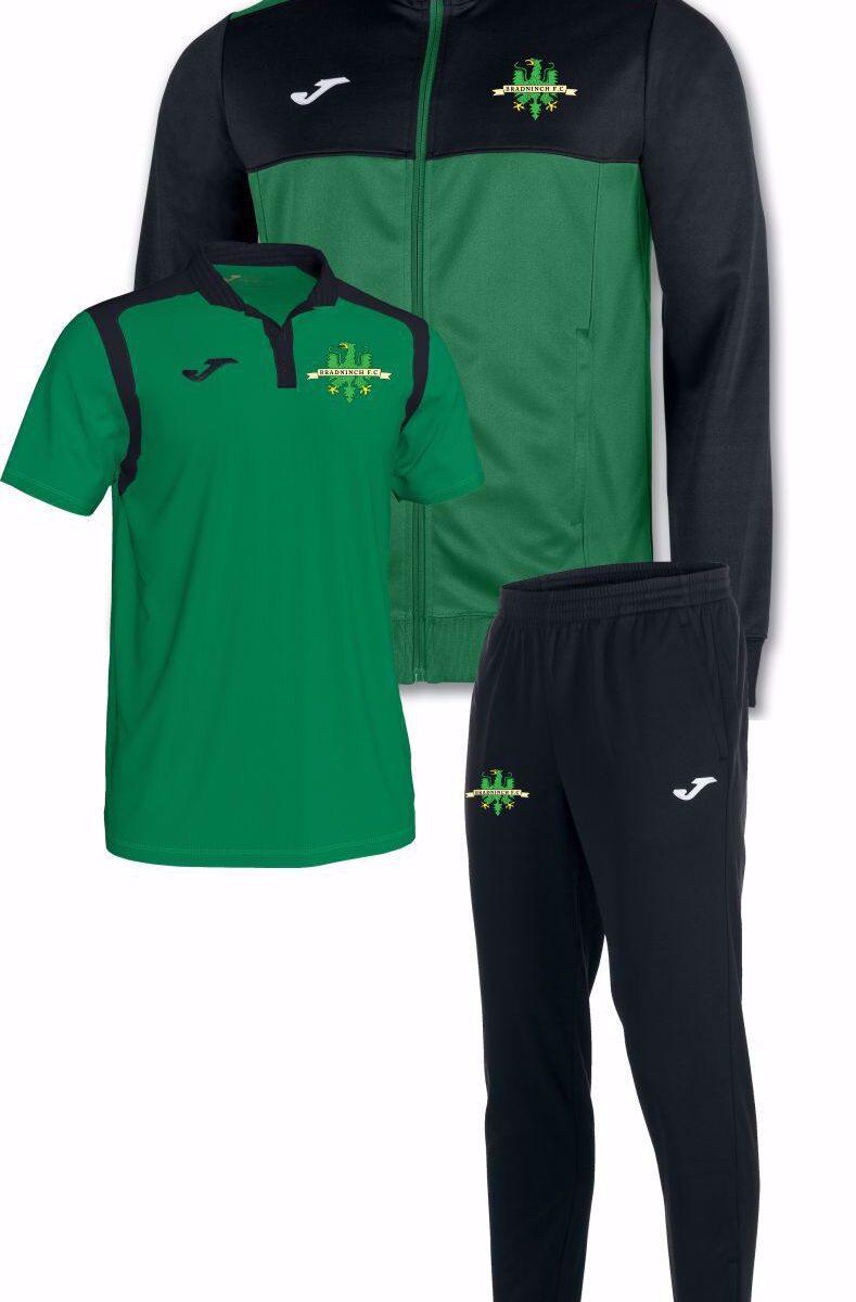 Bradninch F.C Matchday Pack
