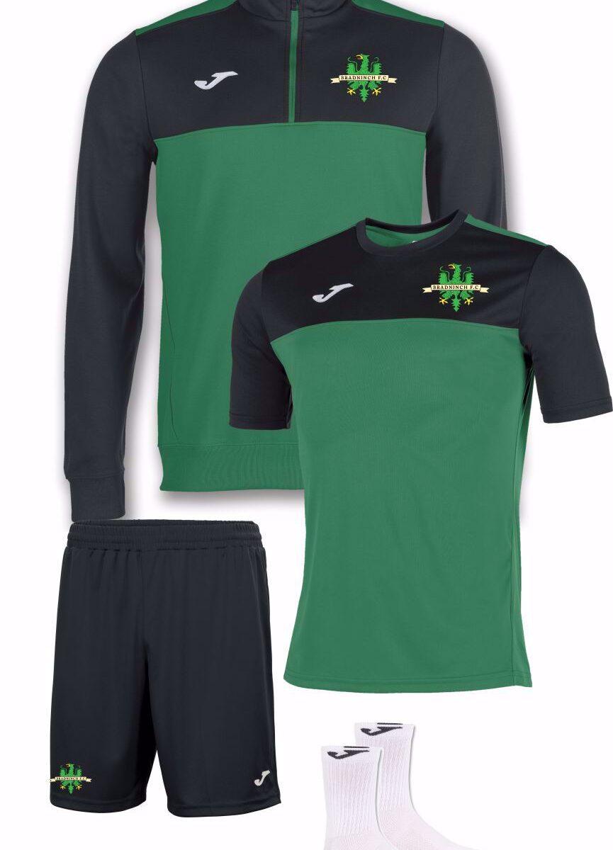 Bradninch F.C Trainingwear Pack
