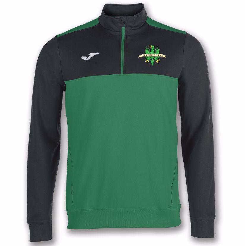 Bradninch F.C Youth 1/4 Zip Sweatshirt